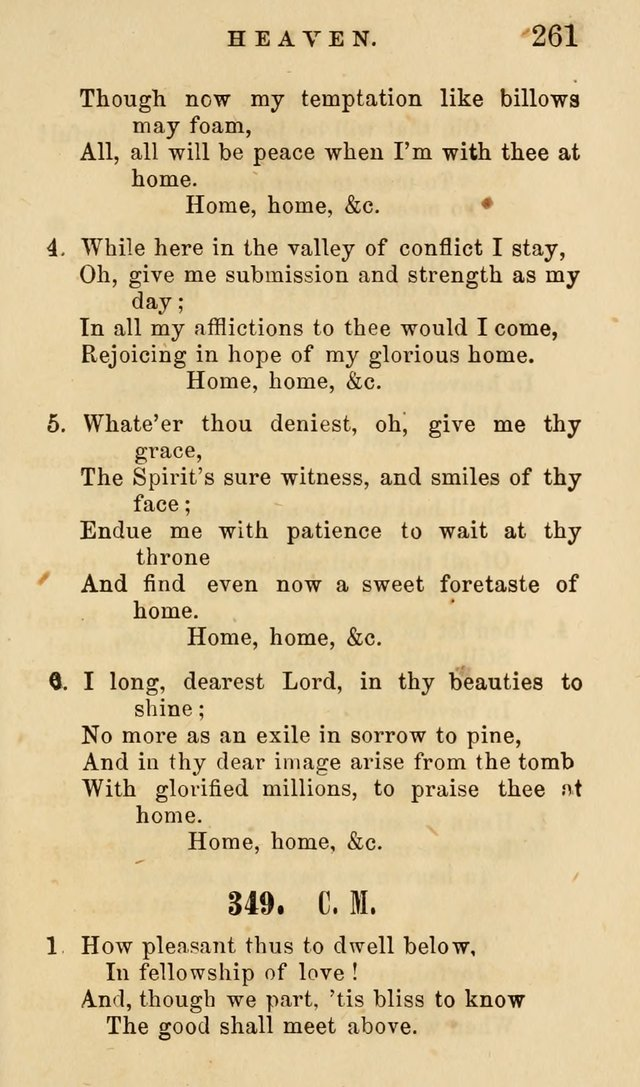 The American Sunday-School Hymn-Book page 262
