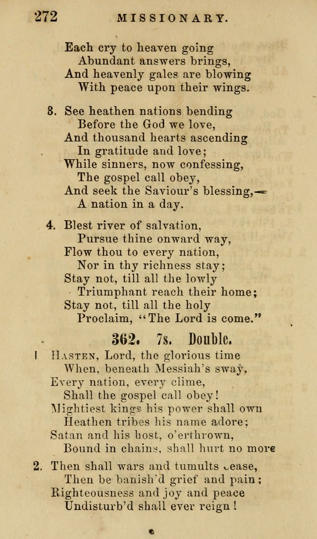 The American Sunday-School Hymn-Book page 273