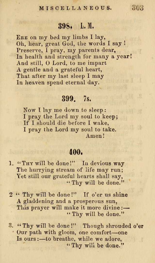 The American Sunday-School Hymn-Book page 304