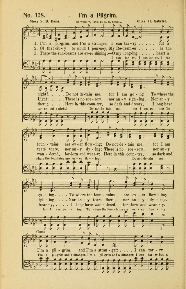 Assembly Songs: for use in evangelistic services, Sabbath schools, young peoples societies, devotional meetings, and the home page 129