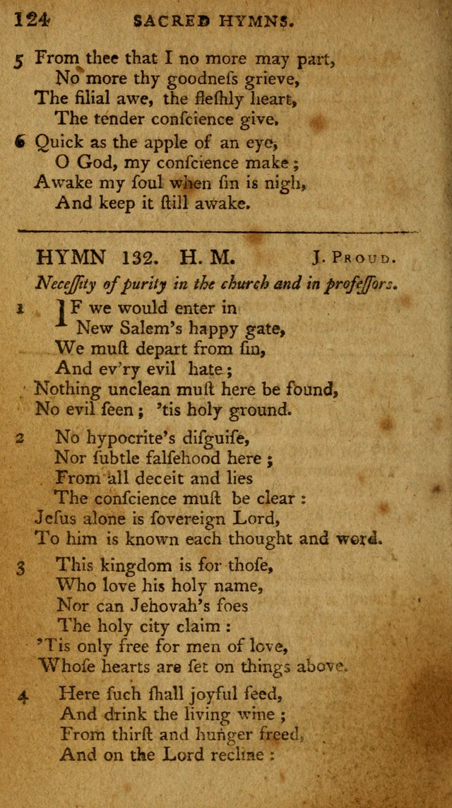 The Boston Collection of Sacred and Devotional Hymns: intended to accommodate Christians on special and stated occasions page 123