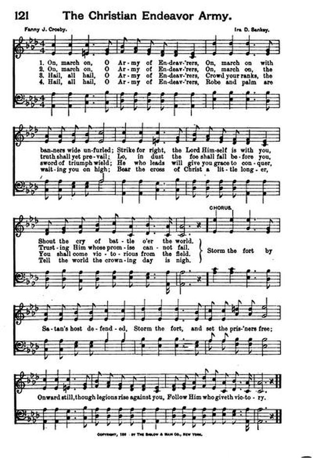 Christian endeavor hymns