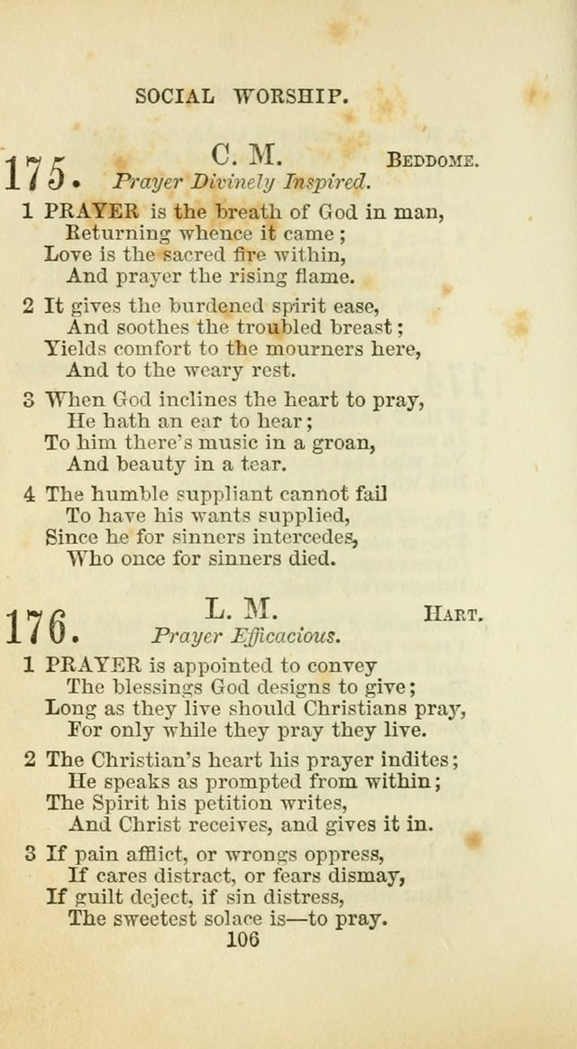The Baptist Harp: a new collection of hymns for the closet, the family, social worship, and revivals page 139