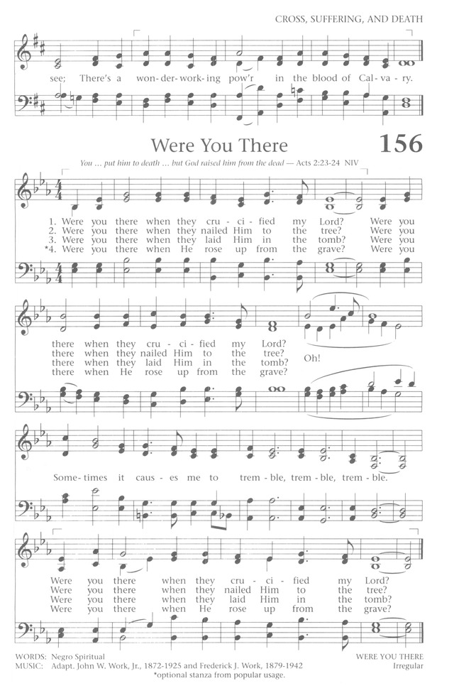 Baptist Hymnal 1991 page 139