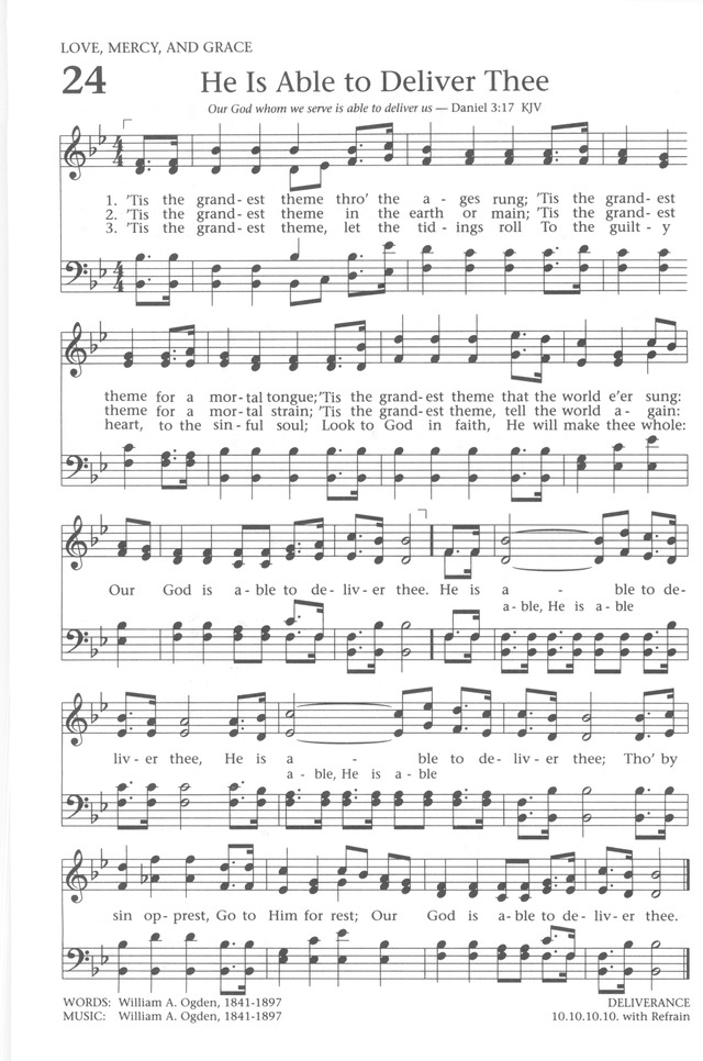 Titles - hymntime.com