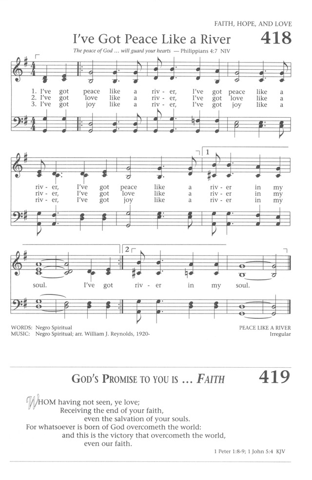 Baptist Hymnal 1991 page 369