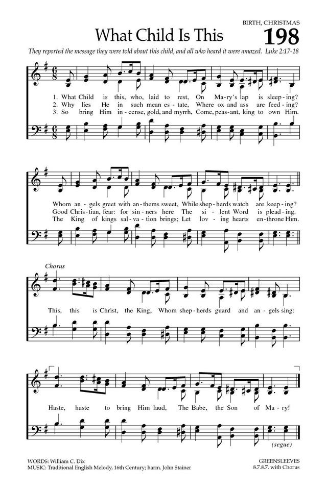Baptist Hymnal 2008 page 287