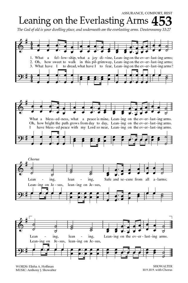 Everlasting god lyrics fellowship church