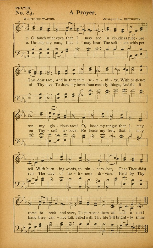 Best Hymns No. 3: for services of song in Christian work page 69