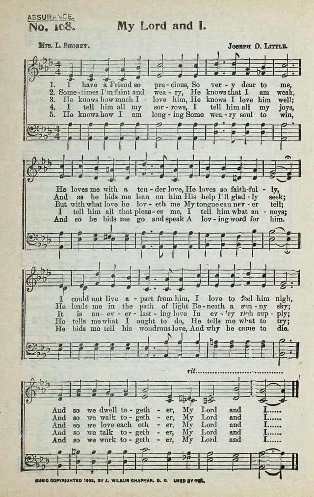 Best Hymns No. 4 page 88