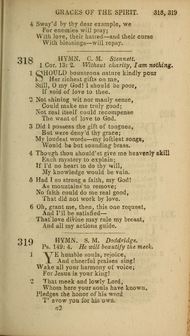 The Baptist Hymn Book: original and selected: in two parts page 195