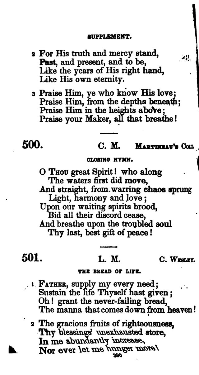 A Book of Hymns for Public and Private Devotion. (10th ed.) page 396