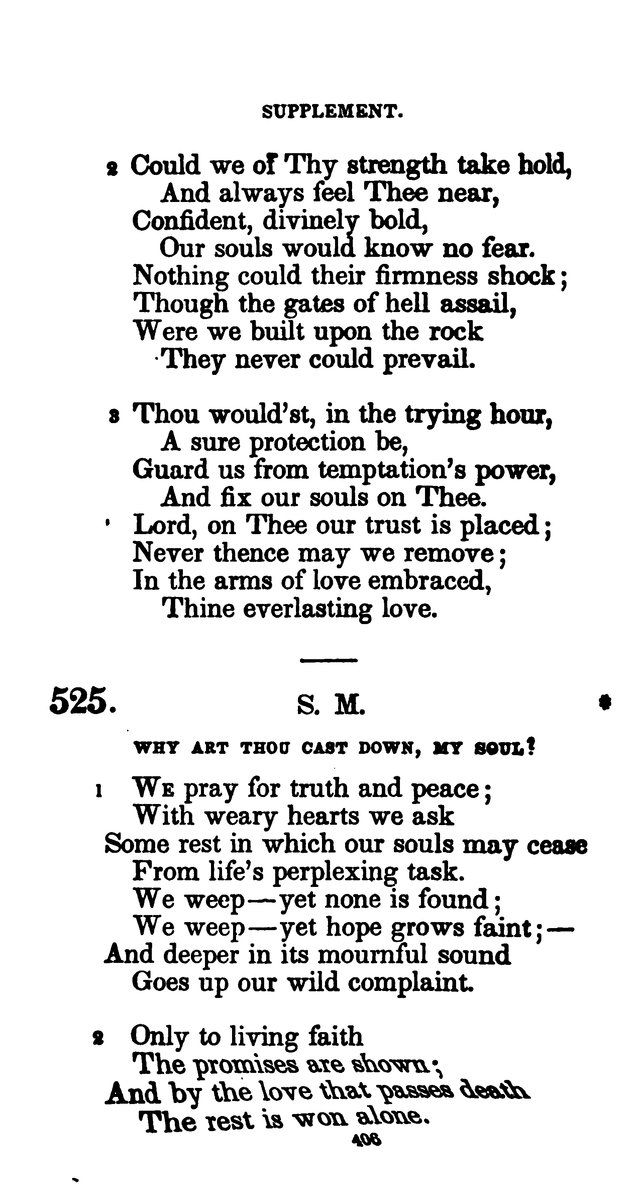 A Book of Hymns for Public and Private Devotion. (10th ed.) page 412