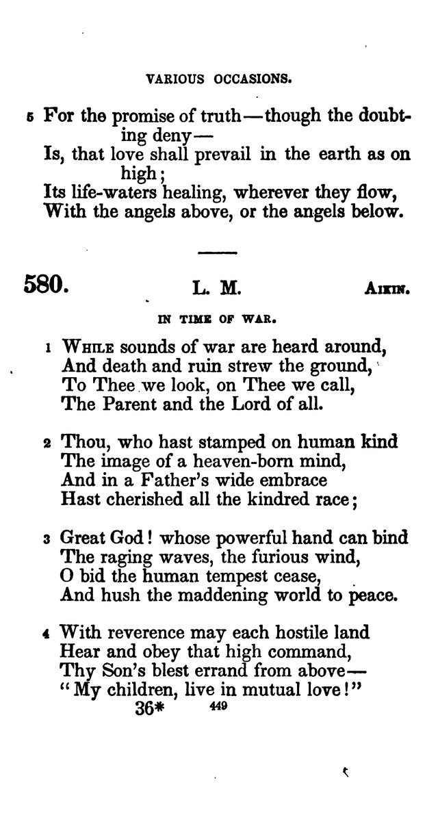 A Book of Hymns for Public and Private Devotion. (10th ed.) page 455