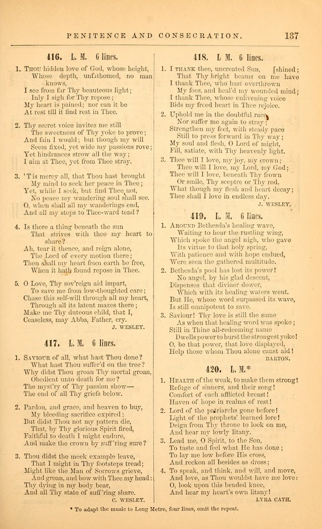 "The Baptist Hymn and Tune Book: being ""The Plymouth Collection"" enlarged and adapted to the use of Baptist churches page 189"