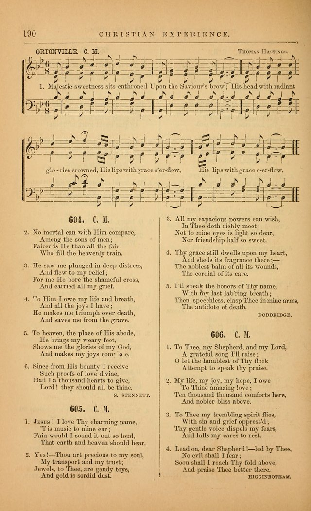 "The Baptist Hymn and Tune Book: being ""The Plymouth Collection"" enlarged and adapted to the use of Baptist churches page 242"