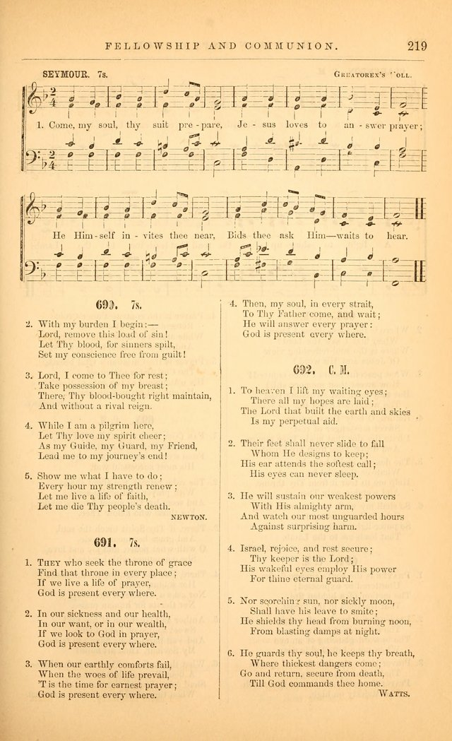 "The Baptist Hymn and Tune Book: being ""The Plymouth Collection"" enlarged and adapted to the use of Baptist churches page 273"