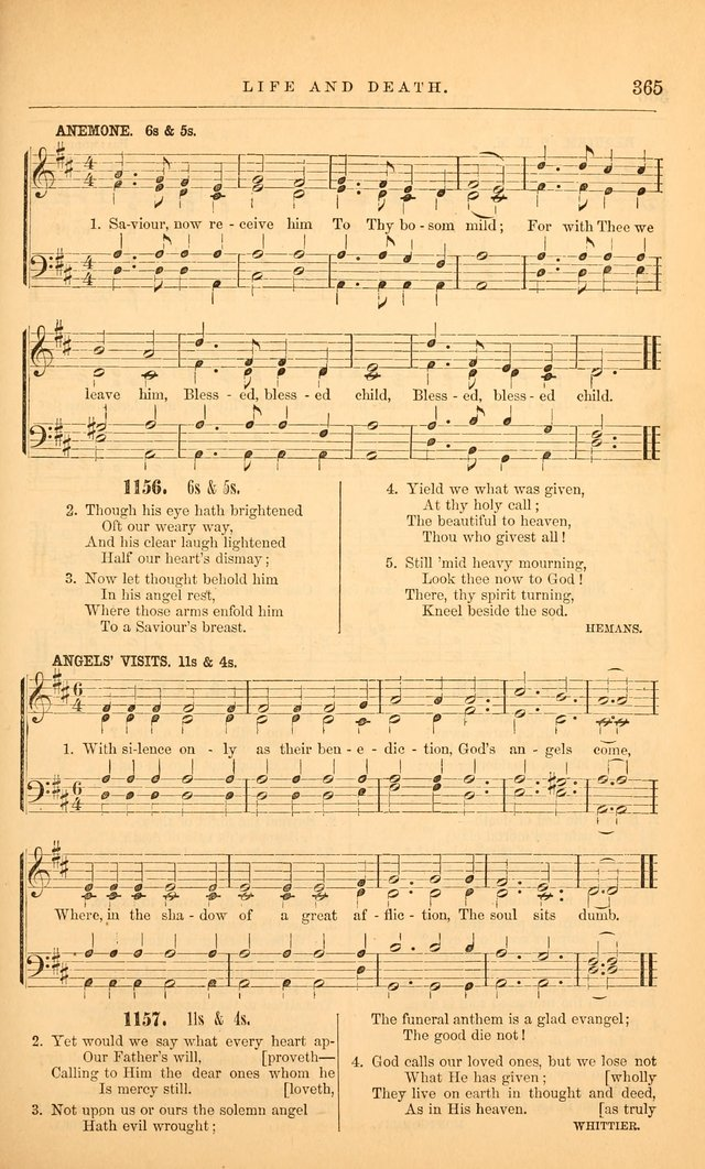"The Baptist Hymn and Tune Book: being ""The Plymouth Collection"" enlarged and adapted to the use of Baptist churches page 419"