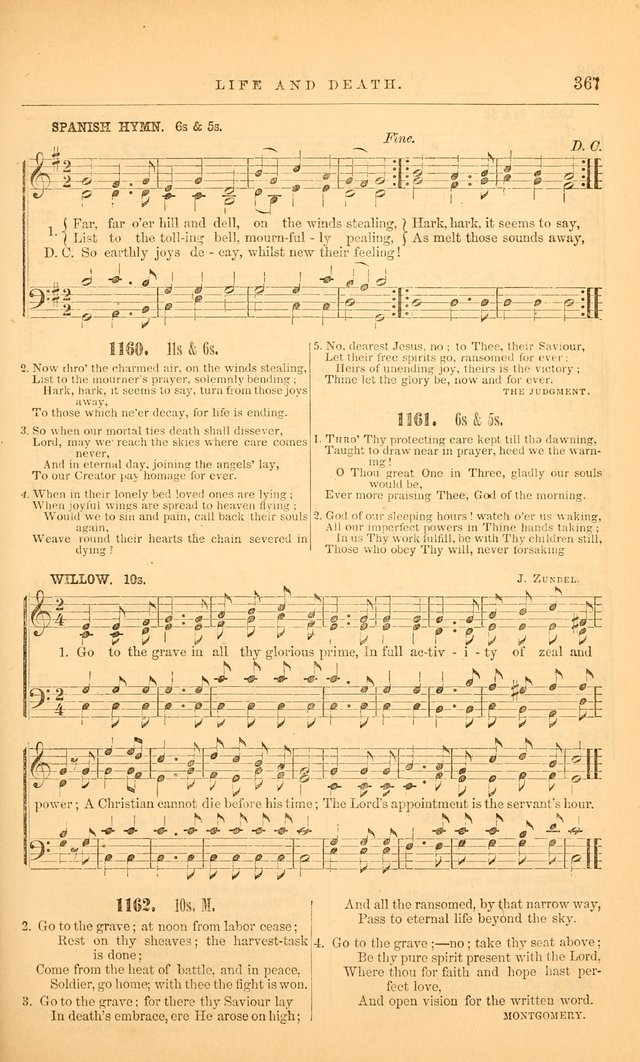 "The Baptist Hymn and Tune Book: being ""The Plymouth Collection"" enlarged and adapted to the use of Baptist churches page 421"