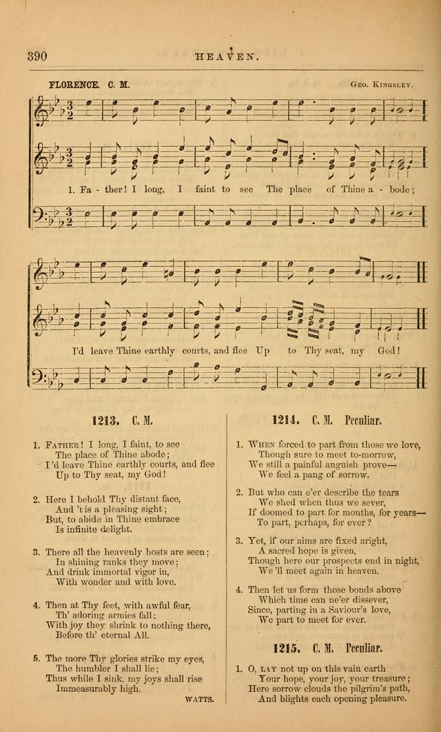 "The Baptist Hymn and Tune Book: being ""The Plymouth Collection"" enlarged and adapted to the use of Baptist churches page 444"