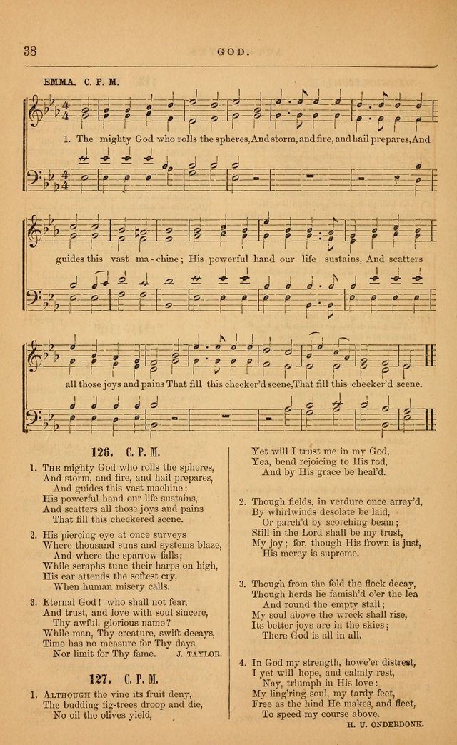 "The Baptist Hymn and Tune Book: being ""The Plymouth Collection"" enlarged and adapted to the use of Baptist churches page 90"