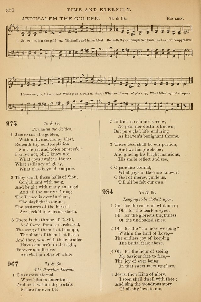 The Baptist Hymn and Tune Book, for Public Worship page 359