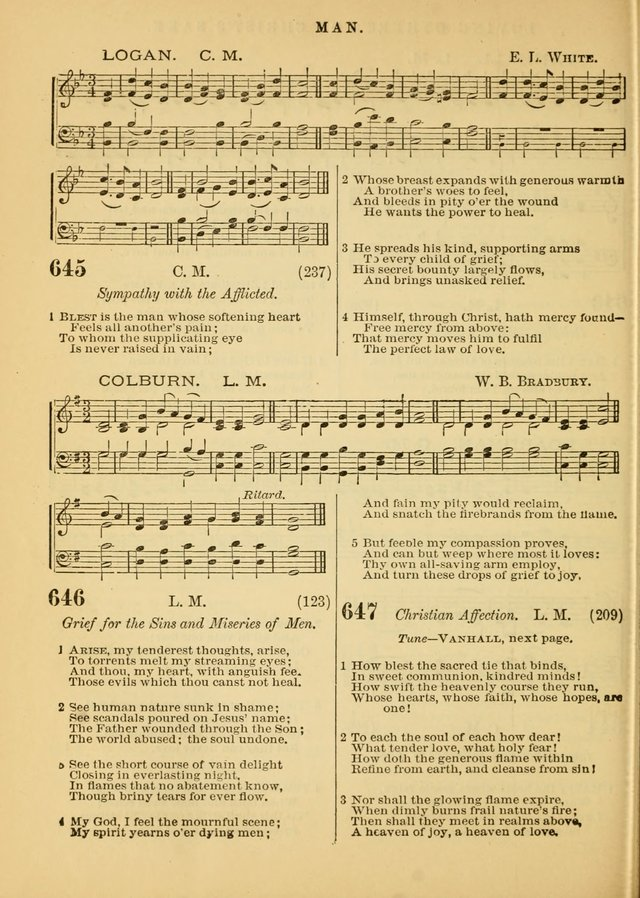 The Baptist Hymn and Tune Book for Public Worship page 242