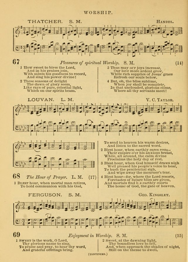 The Baptist Hymn and Tune Book for Public Worship page 30