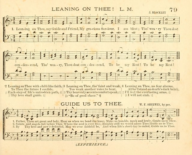 Book of Praise for the Sunday School: with hymns and tunes appropriate for the prayer meeting and the home circle page 82
