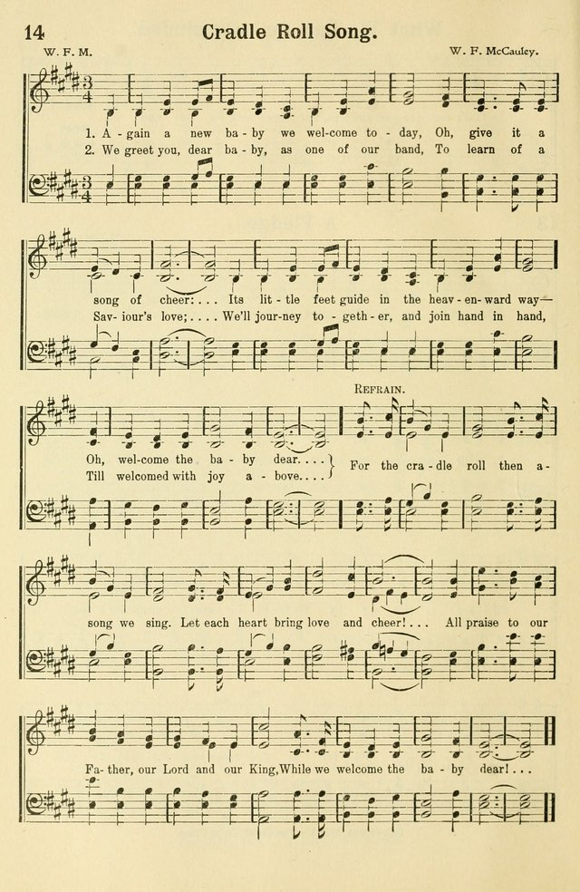 Beginner and Primary Songs for use in Sunday School and the Home page 21