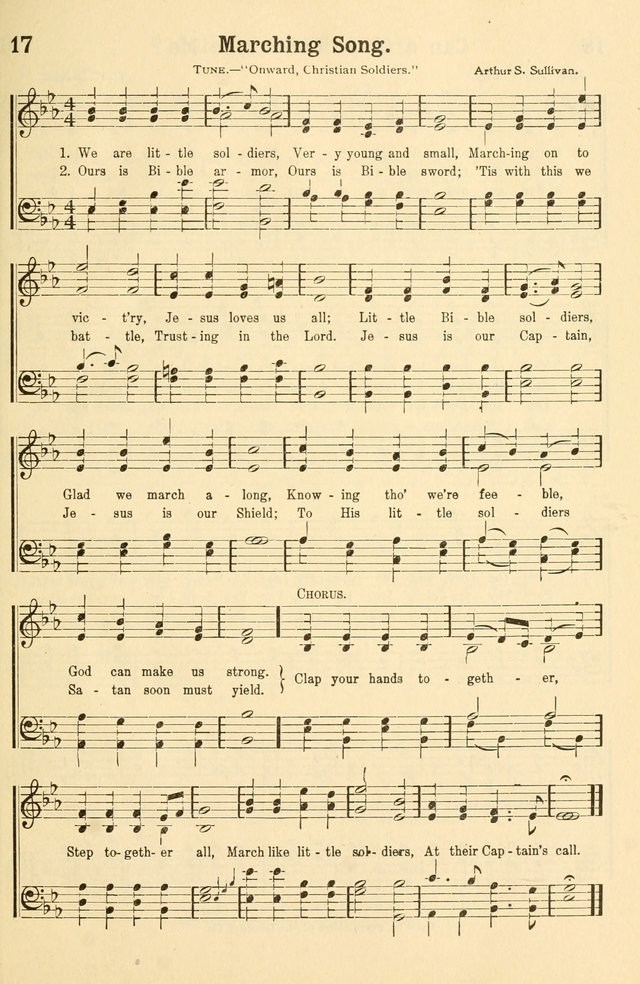 Beginner and Primary Songs for use in Sunday School and the Home page 24