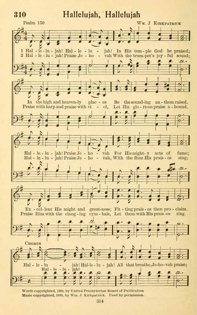 Bible Songs: a selection of psalms set to music, for use in ...