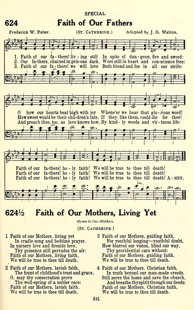 The Baptist Standard Hymnal: with responsive readings: a ...