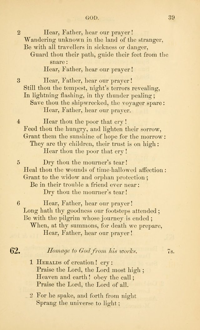 Book of vespers: an order of evening worship ; with select Psalms and hymns. page 176