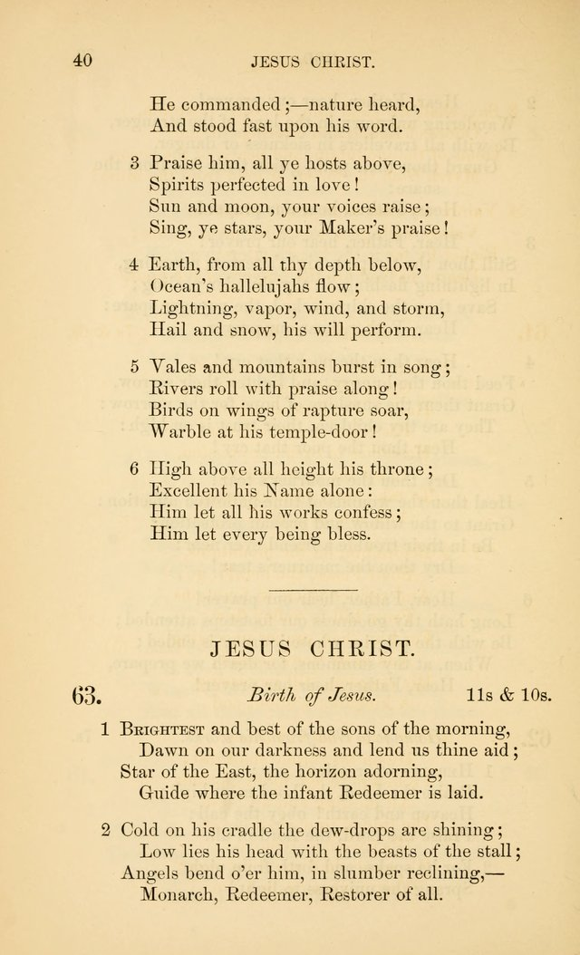 Book of vespers: an order of evening worship ; with select Psalms and hymns. page 177