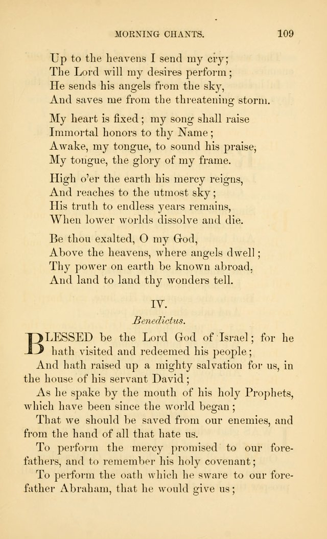 Book of vespers: an order of evening worship ; with select Psalms and hymns. page 246