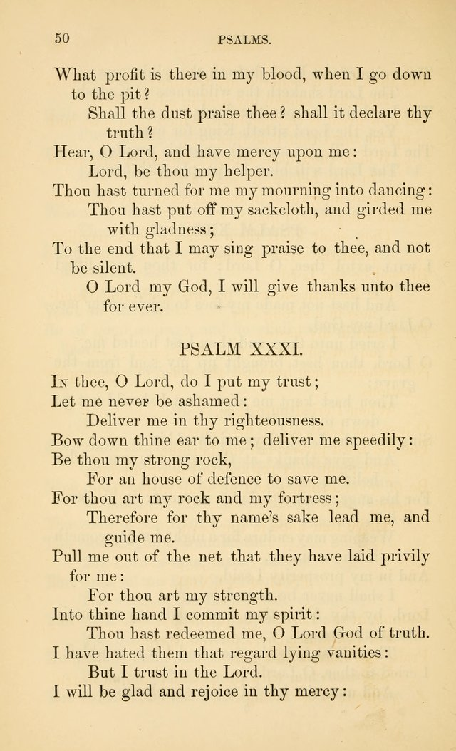 Book of vespers: an order of evening worship ; with select Psalms and hymns. page 57