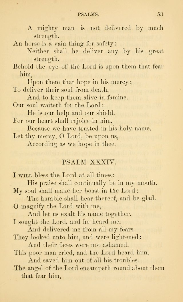Book of vespers: an order of evening worship ; with select Psalms and hymns. page 60