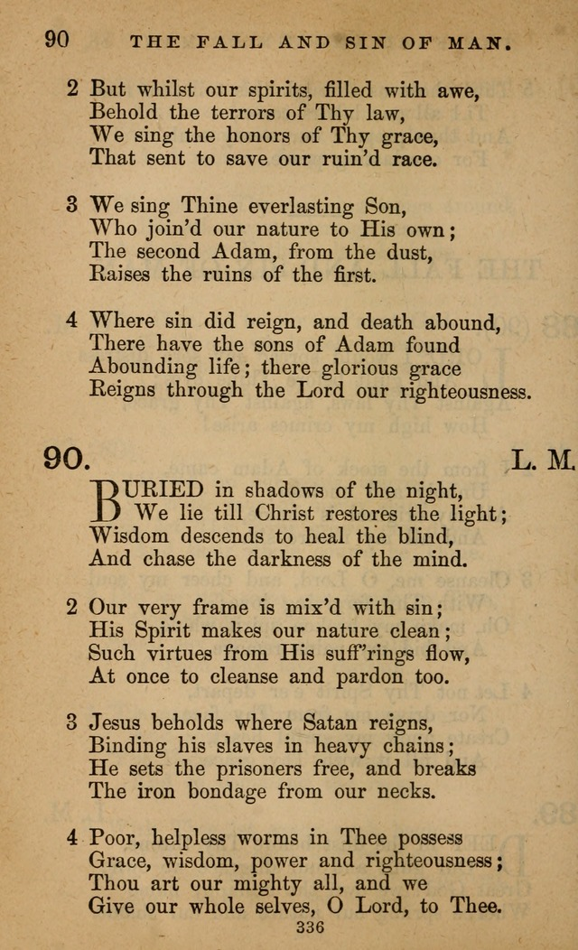 Book of Worship (Rev  ed ) 90  Buried in shadows of the