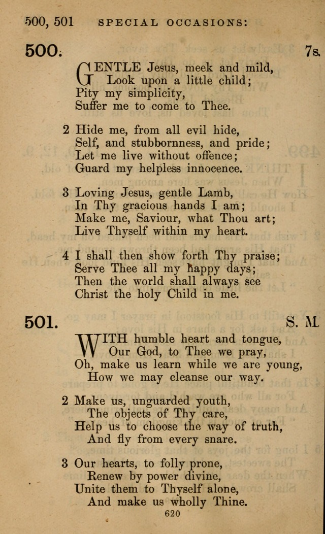 Book of Worship (Rev  ed ) 501  With humble heart and tongue