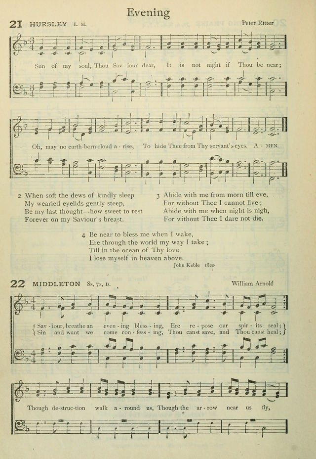 Book Of Worship With Hymns And Tunes 22 Saviour Breathe An Evening