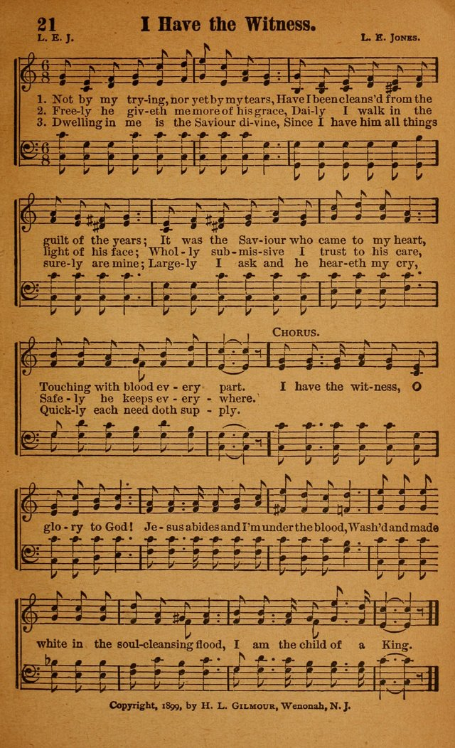 The Best of All: complete page 22 | Hymnary.org Page on