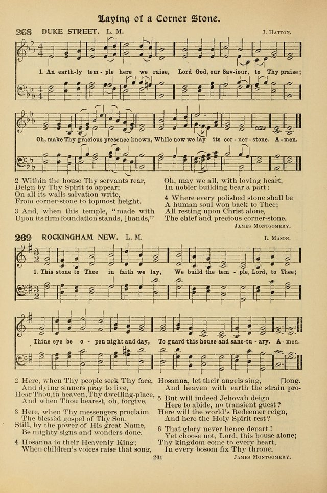 Hymnal Companion to the Prayer Book with Accompanying Tunes (Second Edition) page 205