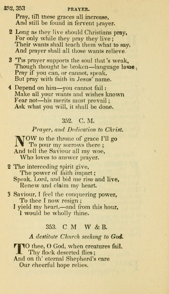 The Choice: in two parts; Part I, containing Psalms and hymns, Part II, containing spiritual songs; designed for public and private worship (6th ed.) page 211