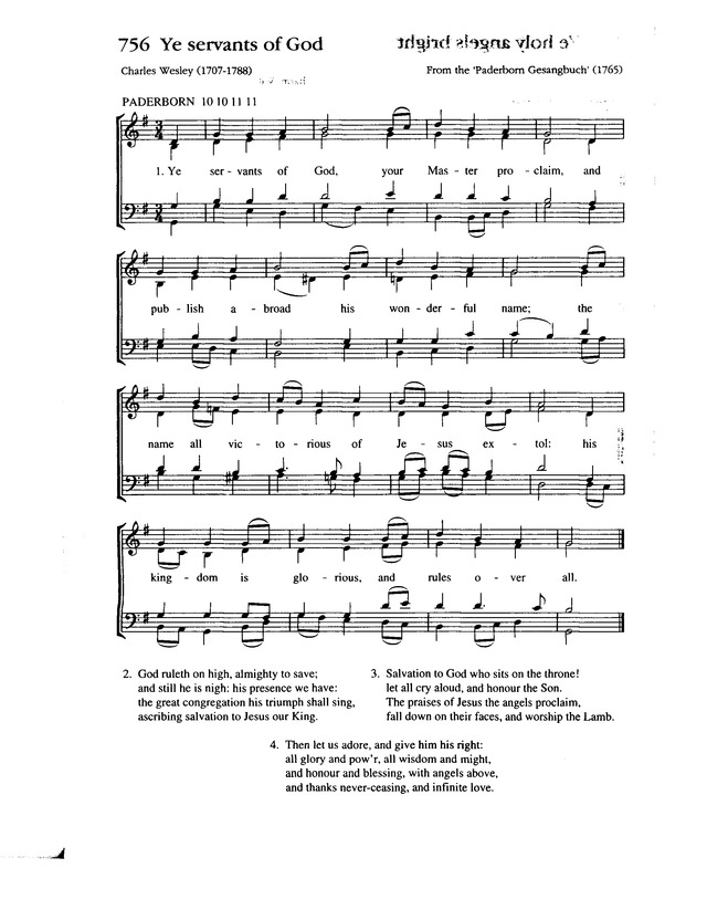 Complete Anglican Hymns Old and New page 1260