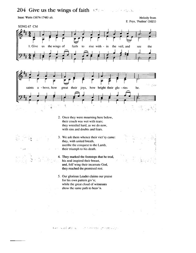 Complete Anglican Hymns Old and New page 313