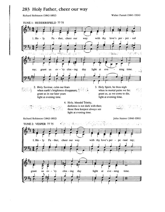 Complete Anglican Hymns Old and New page 438