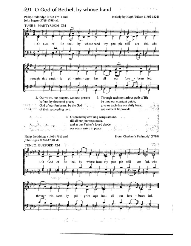 Complete Anglican Hymns Old and New page 809