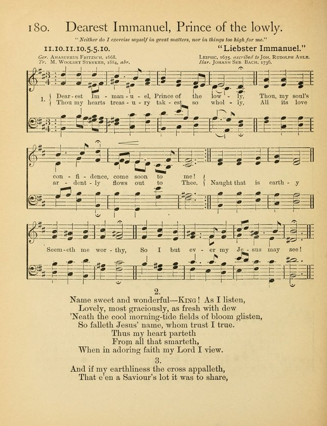 Christian Chorals, for the Chapel and Fireside page 153