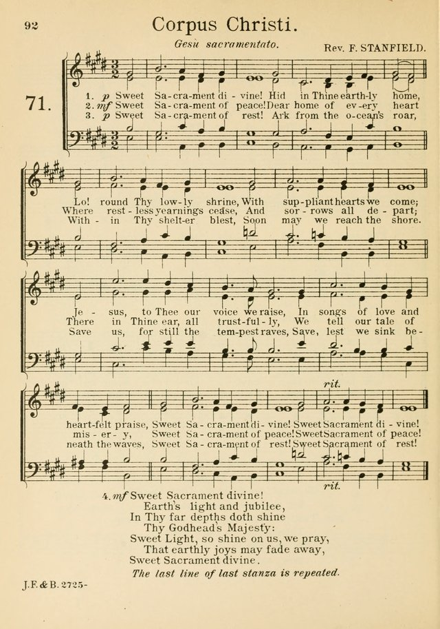 Catholic Hymns Pdf